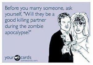 Zombie Life Partner